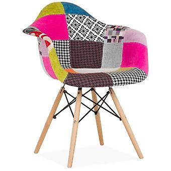 Tavi Tavi chair Patchwork Inspiration Arms Daw (Furniture , Chairs , Chairs)