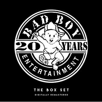 Bad Boy 20th Anniversary Box Set Edition (5CD) by Various Artists