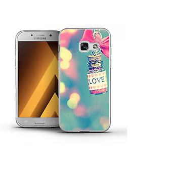 Cover Love and bow to Galaxy A5 (2017)