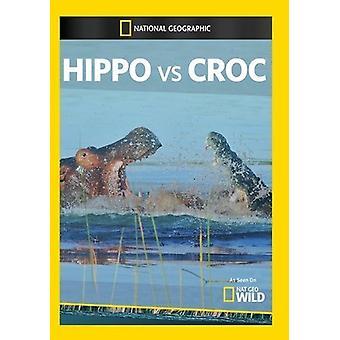 Hippo vs. Croc [DVD] USA import