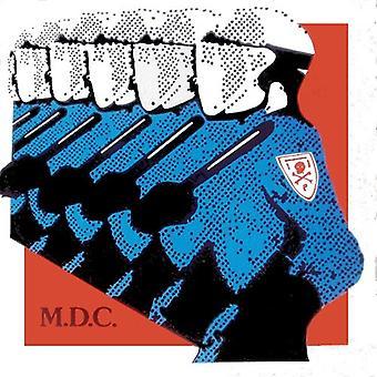 MDC - millioner af døde betjente-Millennium Edition [Vinyl] USA import