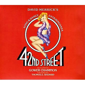 Importaciones Broadway Cast - 42nd Street [CD] USA