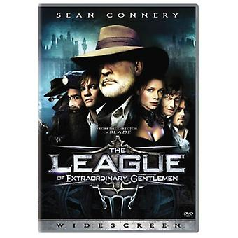 League of Extraordinary Gentlemen [DVD] USA import