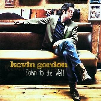 Kevin Gordon - Down to the Well [CD] USA import