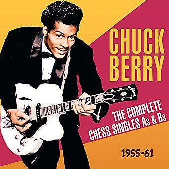 Chuck Berry - Berry Chuck-den kompletta schack enda [CD] USA import