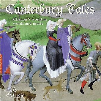 Canterbury Tales - Canterbury Tales [CD] USA import