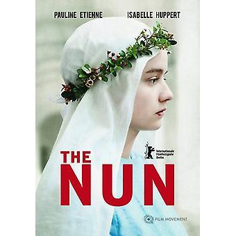 Nonne [DVD] USA importerer