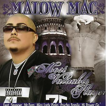 Malow Mac - returnering Mac [CD] USA importen