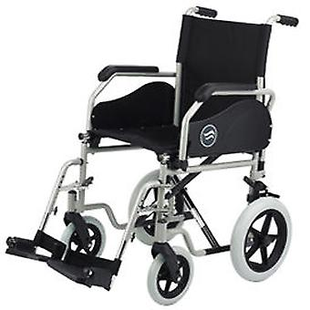 Anota 90 Grey wheel chair Breezy Solid Rear (Home , Orthopedics , Mobility)