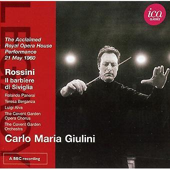 G. Rossini - Gioachino Rossini: Il Barbiere Di Siviglia [1960 Covent Garden] [CD] USA import