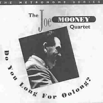 Joe Mooney Quartet - gør du længes efter Oolong? [CD] USA import