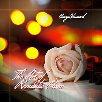 George Voumard - Art of Romantic Piano [CD] USA import
