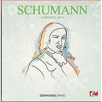 Schumann - Carnaval Op. 9 [CD] USA import