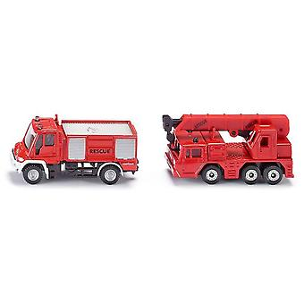 Siku Fire Fighter Set