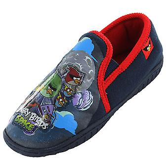 New Kids Quality Angry Birds Comic Cartoon Character Mule Slipper 63927