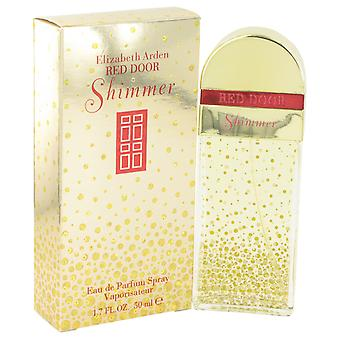 Elizabeth Arden Women Red Door Shimmer Eau De Parfum Spray By Elizabeth Arden