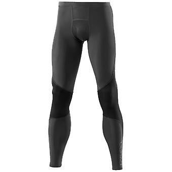 Skins Men RY400 Long Tight Recovery Funktionshose Black - B43039001