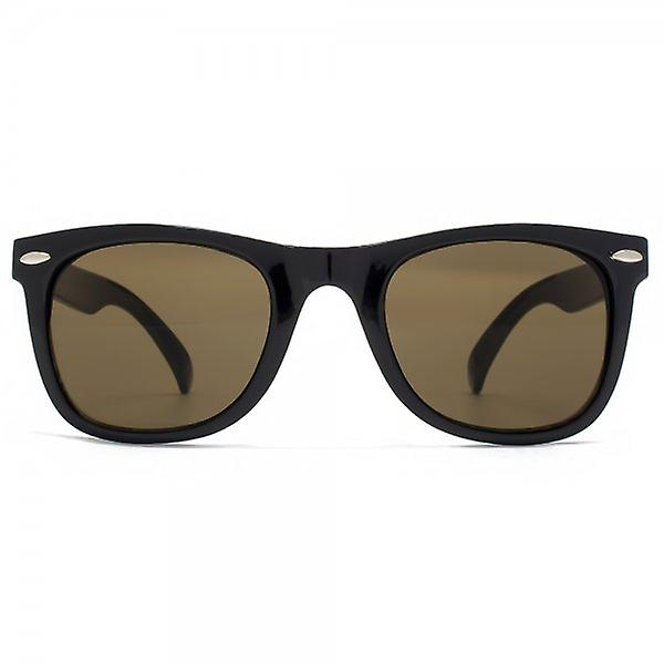 Monkey Monkey Childrens Charlie Wayfarer Style Sunglasses In Black