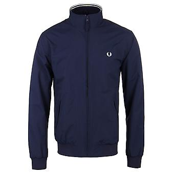 Fred Perry Carbon Blue Brentham Jacket
