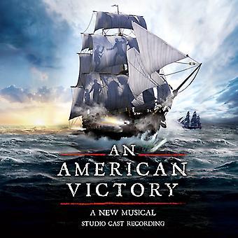 En amerikansk sejr / S.C.R. - en amerikansk sejr / S.C.R. [CD] USA import
