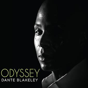 Dante Blakeley - Odyssey [CD] USA import