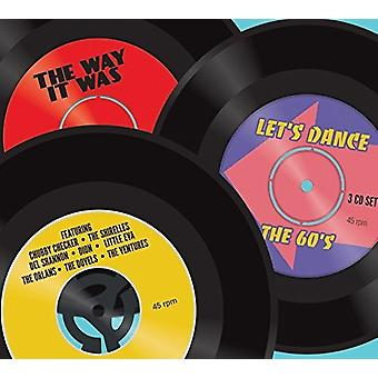 The Way It Was: Let's Dance the 60's - The Way It Was: Lets Dance the 60s [CD] USA import
