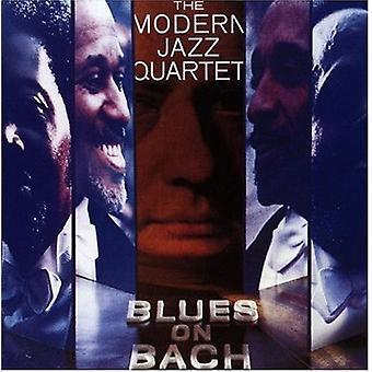 Cuarteto de Jazz moderno - Blues en importación de EEUU de Bach [CD]