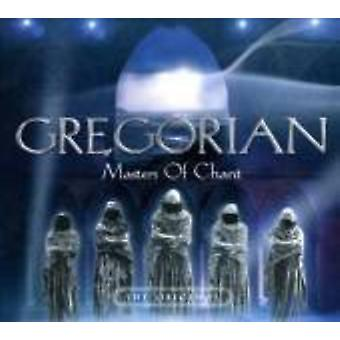 Gregorian - Master van Chant [CD] USA import