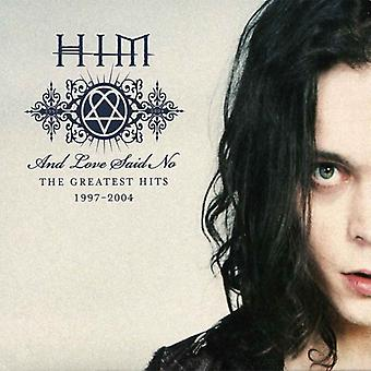 HIM And Love Said No: The Greatest Hits 1997-2004 (CD)