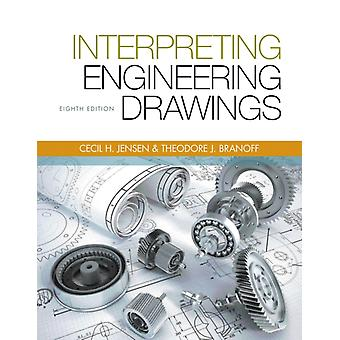 Interpreting Engineering Drawings: An Introduction to Biological Psychology (Paperback) by Branoff Ted (North Carolina State University)