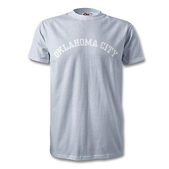 Oklahoma City College Style T-Shirt