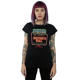 National Lampoon's Christmas Vacation Women's No Vacancy T-Shirt