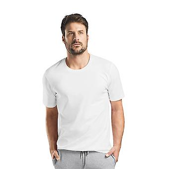 Gentlemen · t shirt short sleeve round neck · · · · · white