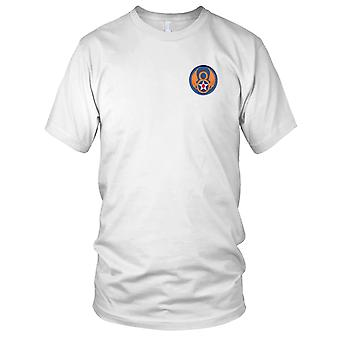 USAF Airforce - 8th Air Force Shoulder Embroidered Patch - Ladies T Shirt