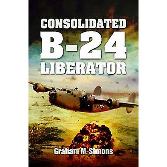 Consolidated B24 Liberator by Graham Simons