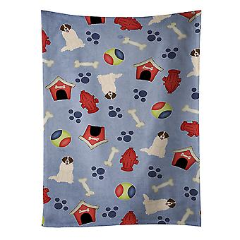 Dog House Collection Moscow Watchdog Kitchen Towel