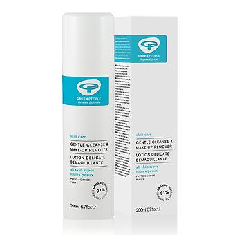 Green People, Gentle Cleanse & Make Up Remover, 200ml