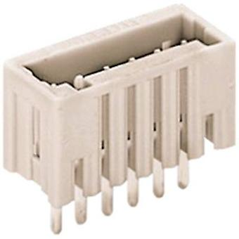 Pin enclosure - cable 733 Total number of pins 5 WAGO 733-335 Contact spacing: 2.50 mm 1 pc(s)