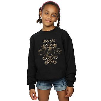 Avengers Girls Infinity War Icons Sweatshirt