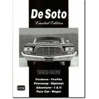 De Soto Road Test by R. M. Clarke
