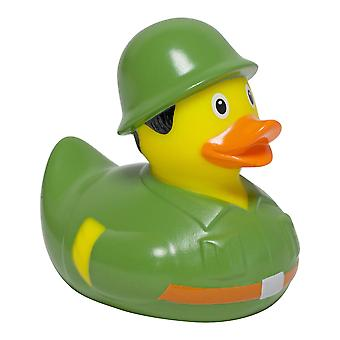Lilalu Solider Rubber Duck Bathtime Toy