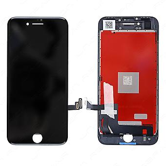 Completa LCD negro apto para 8 para iPhone (Apple iPhone 8)