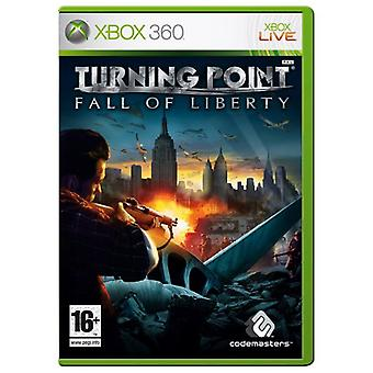 Turning Point Fall Of Liberty (Xbox 360)