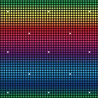 Disco bakgrund