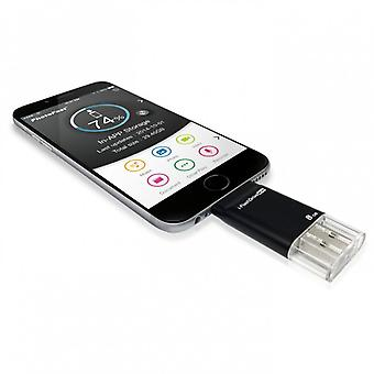 PhotoFast IFDEVO8GB j'ai mémoire FlashDrive EVO coller 8Go foudre USB 3.0 pour iPhone 5 5 s 6 plus / mini 3 iPad / iPad 2/3 d'air