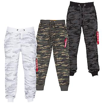 Alpha industries sweatpants X-fit cargo