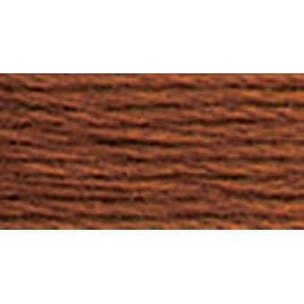 Anchor 6-Strand Embroidery Floss 8.75Yd-Spice Medium Dark
