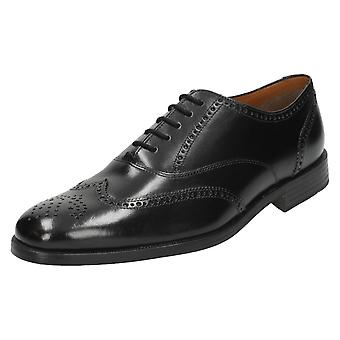 Mens Clarks Smart Lace Up Shoe Holter Life