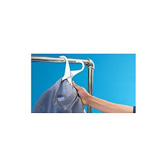 Solo-Smart clothes hanger. 4-pack-White