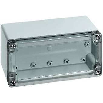 Spelsberg TG ABS 1608-9-to Build-in casing 162 x 82 x 85 Acrylonitrile butadiene styrene Light grey (RAL 7035) 1 pc(s)